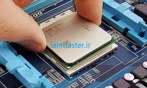 CPU و سوکت