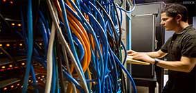 خدمات نگهداری شبکه ها