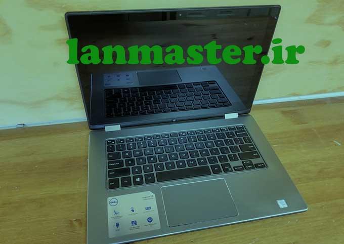آموزش باز کردن قطعات لپتاپ Dell Inspiron 13 7000
