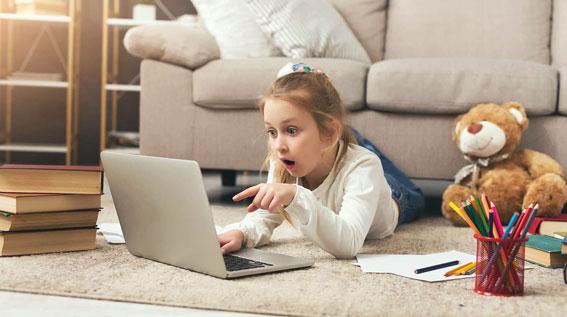 محدود کردن جستجوی کودکان در گوگل